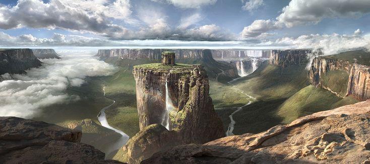Tepui ~ lost world of the gods of Venezuela
