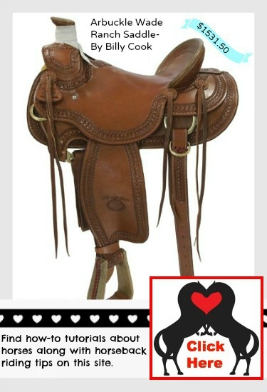 #westernranchsaddles - This Arbuckle Wade Ranch Saddle by ...