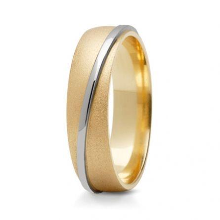 Obrączki złote Stelmach - 104-ST