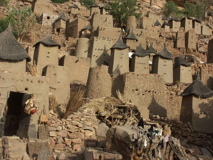 Dogon Village - Mali, Africa