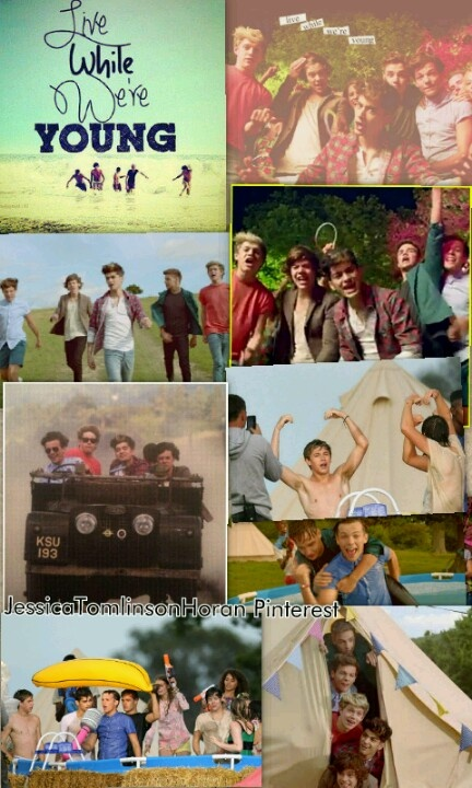 Live While We're Young xx