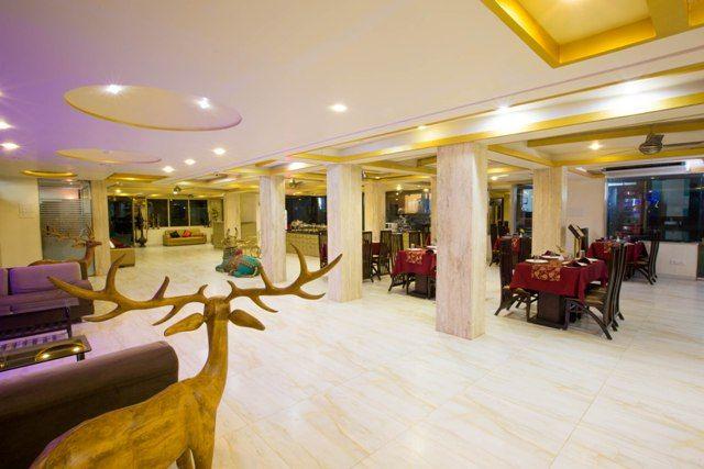 Grandeur De Sanchi Beach Resort in Goa