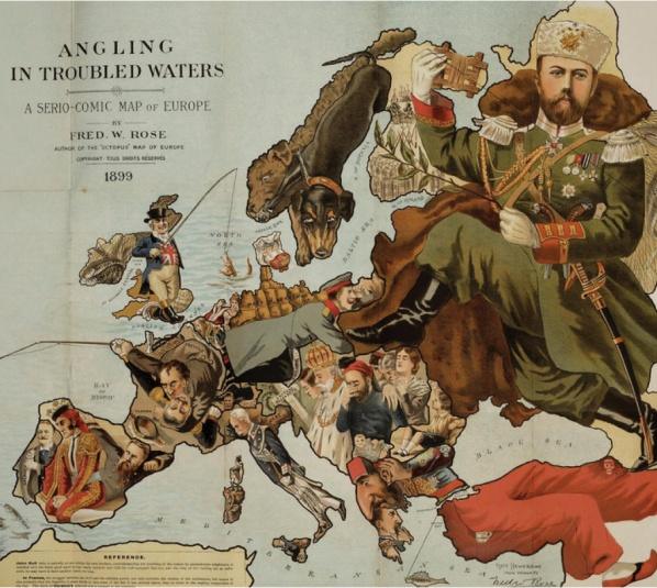 Europe, 1899