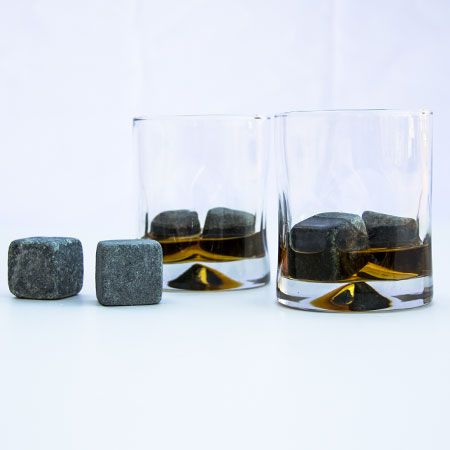 Check out these Whiskey Stones made in Detroit, MI by Over Rocks. Purchase to cool your whiskey with reusable rocks and support American workers. Gets you 280 Boom™ Points.