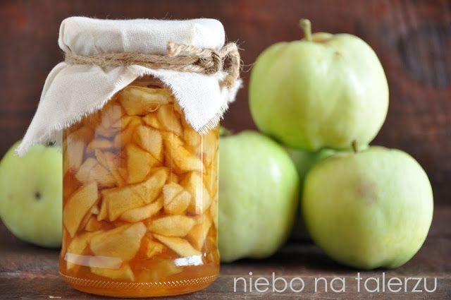 niebo na talerzu: Najlepsze jabłka w słoikach