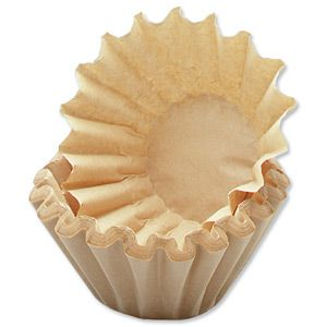 Use a coffee filter to clean your mirrors. It is cheaper than paper towels, and they clean glass surfaces without leaving lint or streaks behind.