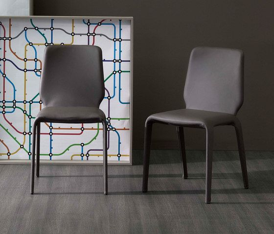 Chairs | Seating | Junan | Bonaldo | Bartoli Design. Check it out on Architonic