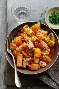 A range of spices make this Slimming World dinner Ragitoni a real treat for the senses.