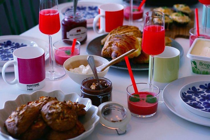 Finns det något bättre än att äta en stor brunch med sina bästa vänner en helg? Kombinationen att äta och sitta och prata i flera timmar är oslagbar. Denna hel
