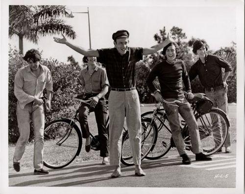 beatles+bikes