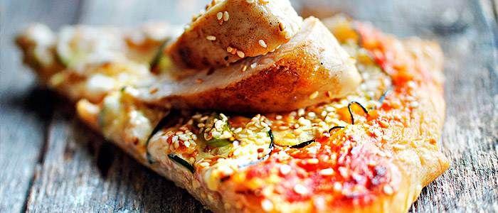 Pizzarecept Bondens special  - recept från Lantmännen