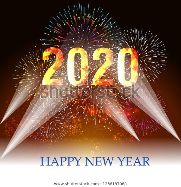 Search Images Of Happy New Year 2020 Background Fireworks In Hd And Happy New Year Greetings New Year Greetings Happy New Year Wishes