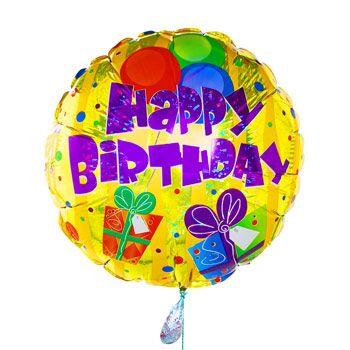 Happy 28th Birthday Balloons Clip Art | Happy Birthday to Me!!!