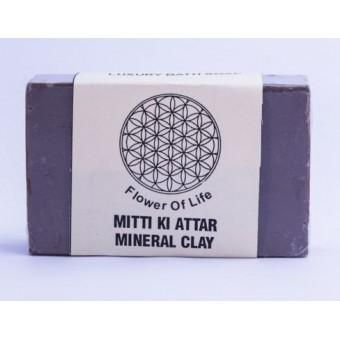 Handmade Natural #MINERAL_CLAY Soap  http://www.shophealthy.in/Swati-Soaps/swati-soaps-mitti-ka-attar-soaps