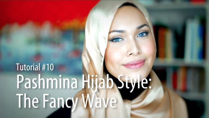 [Adlina Anis] Hijab Tutorial 10 | The Fancy Wave