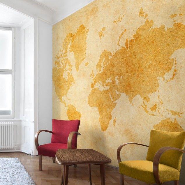 auf pinterest fototapete - Moderne Wandgestaltung Mit Tapeten