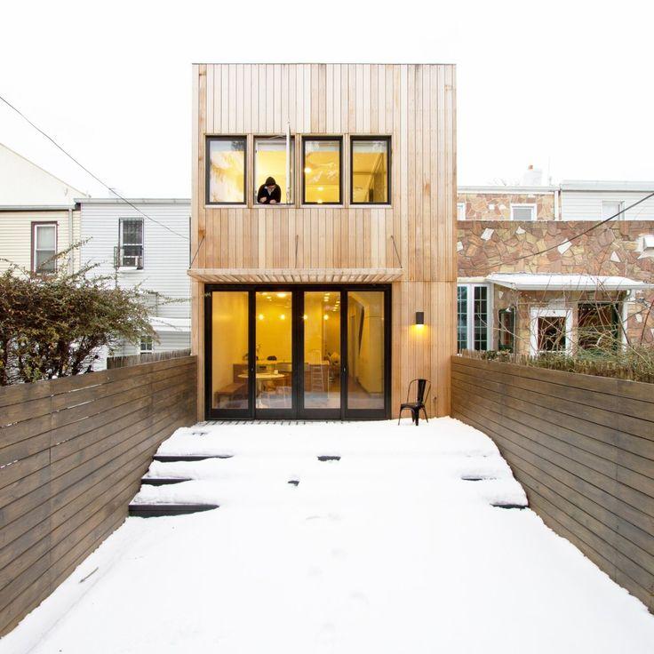 Modern Row House Plans: 141 Best EXPLORE: Urban Row House Images On Pinterest