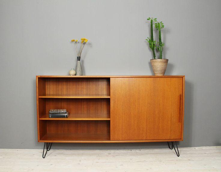 Kommode sideboard 60er das beste aus wohndesign und for Wohndesign 60er