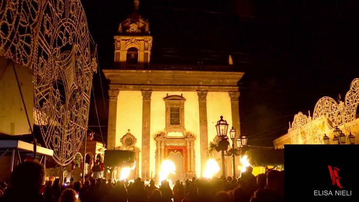 Projection Mapping 3D San Mauro 2016