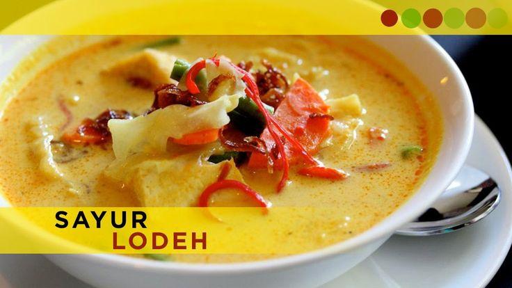 Sayur Lodeh | Indonesian Recipe | Cooking With Atul Kochhar