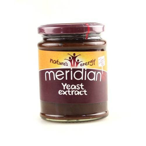 Meridian yeast extract with added vitamin B12, ideal for those wishing to naturally subsidise a vegan diet!