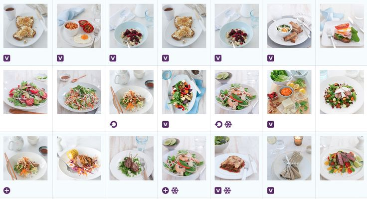 12 weeks of delicious meal plans, mouth watering recipes and shopping lists make the 12WBT easy to follow! This is a strong part of the success I will jhave