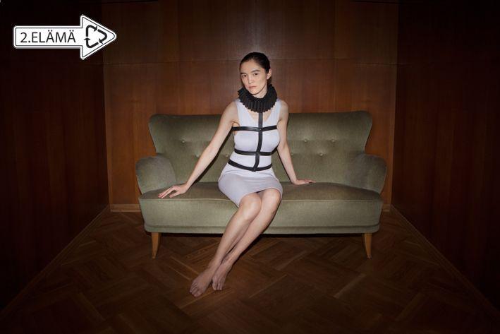 Rubber Body Harness serie 007 and ruff