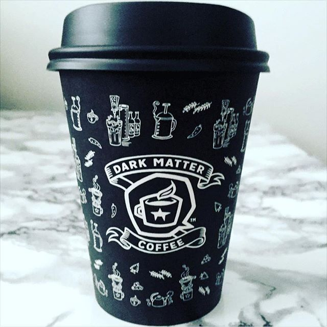 Dark Matter Coffee, Chicago. @darkmattercoffee submission @abigailnora  #coffeecup