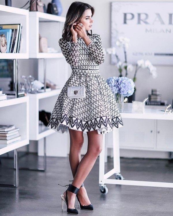 31bb25f49d9 Самые модные повседневные платья 2018-2019 года