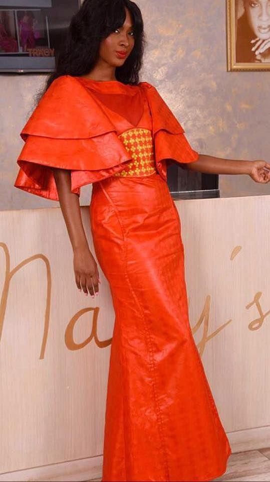 ( 10 Photos ) Ex mannequin international, Maty Diouf présente une collection de marque, 10 Photos à couper le souffle