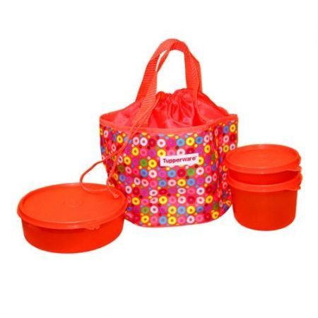 Shop tupperware lunch box online - Buy tupperware lunch box best price in India | Gift tupperware lunch box online  - Rediff Shopping