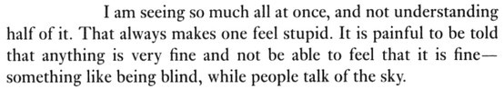 George Eliot, Middlemarch