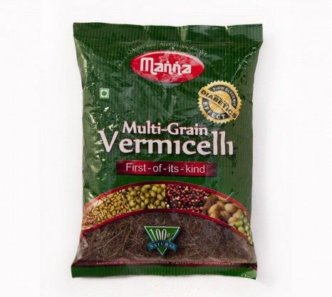 Manna Multi Grain Vermicelli 170G at Rs.28 online in India.