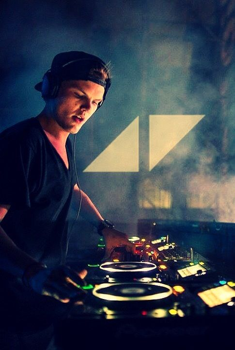AVICII  ^at first glance I thought this was Keith from Scrubs... Anyone else agree?