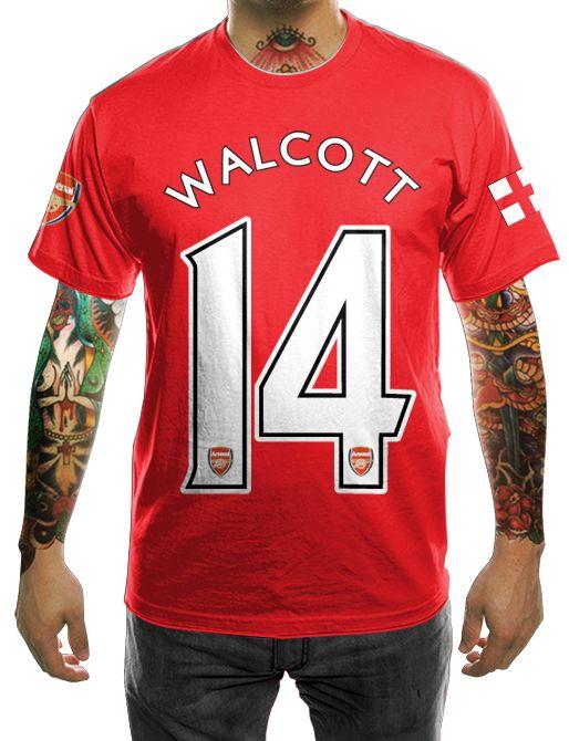 #Walcott #Arsenal #England #UltrasIDClothes @Ultras_co_id #Jakarta #Indonesia SMS/WA/Line +628888526003