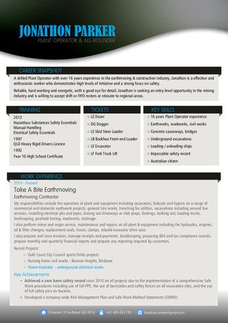 10 best resumes images on pinterest resume ideas cv ideas and