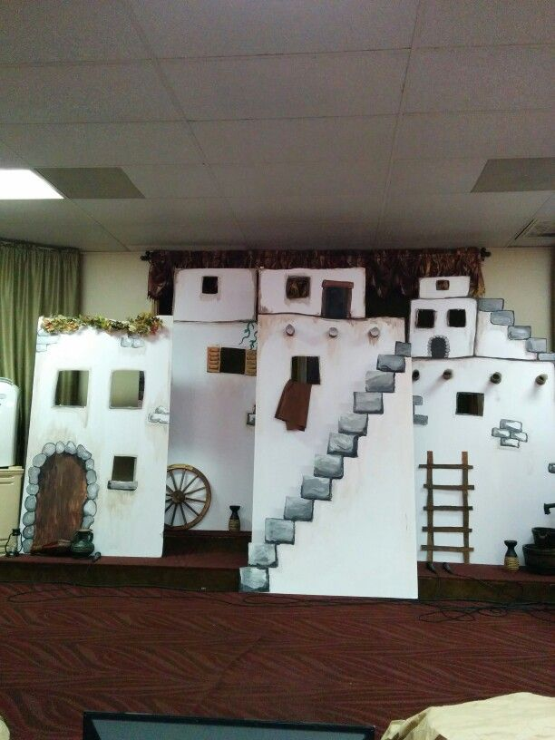 Stage Play Props Easter