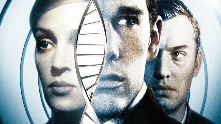 """#Sciences """"Bienvenue à Gattaca"""" 1997 d'Andrew Niccol avec Ethan Hawke, Uma Thurman, Jude Law sur @SyfyTV"""