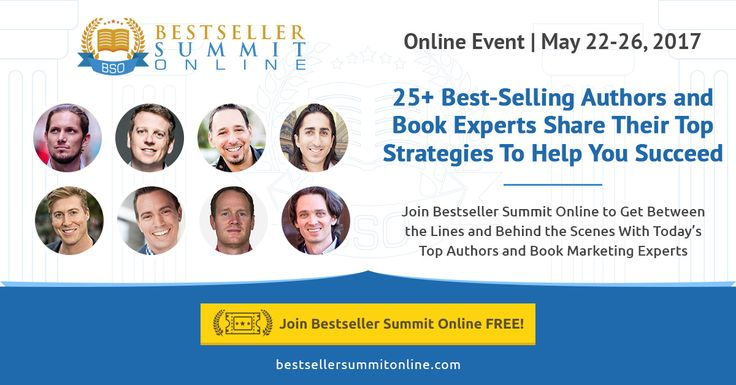 Bestseller Summit Online is the #1 event for authors & entrepreneurs to amplify your impact and income, while growing a book-based business