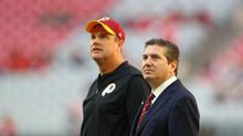 JAY GRUDEN SAFE OR ON THE HOT SEAT?