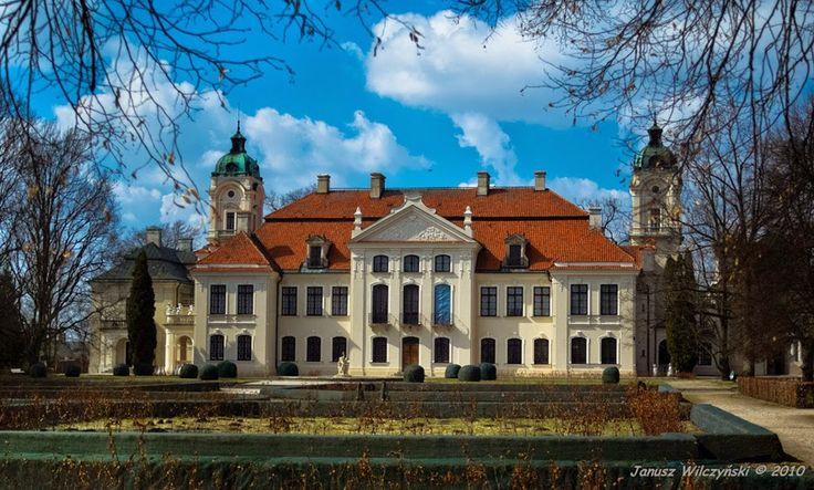 MELTING POT OF CULTURES / NA STYKU KULTUR: Zamoyski Palace in Kozłówka – Polish Pemberley / Pałac Zamoyskich w Kozłówce.