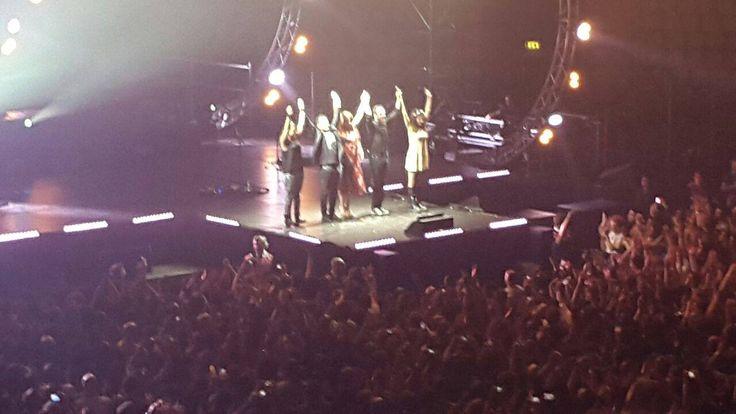 Carmen Consoli in concerto a Roma aprile 2015