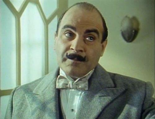 Hercule Poirot (David Suchet)