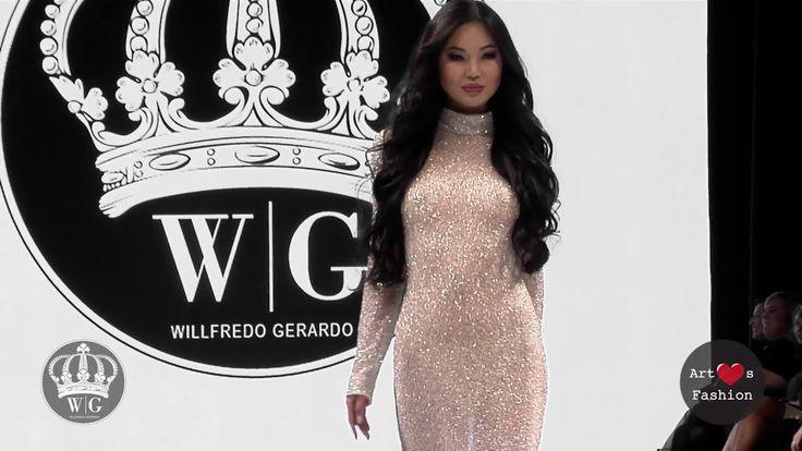 Willfredo Gerardo FW/16 Art Hearts Fashion Week LA Presented by Aids Hea...