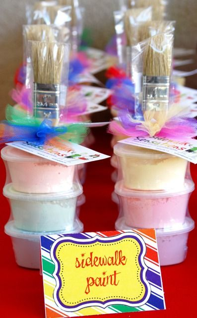 party favors: Party Favors, Paintings Parties, Art Crafts, Paintings Party'S, Art Parties, Parties Favors, Parties Ideas, Paint Party, Crafts Birthday Parties