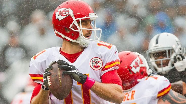 Fantasy Football Today Podcast: Tough Start/Sit calls for Week 8 like Alex Smith against the Broncos?