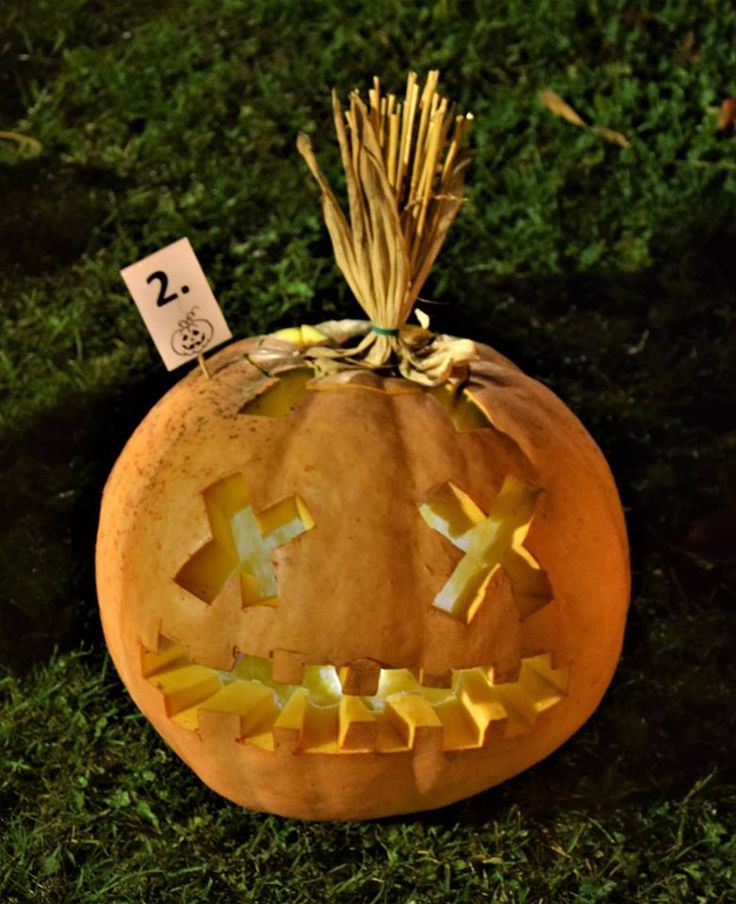 xx pumpkin
