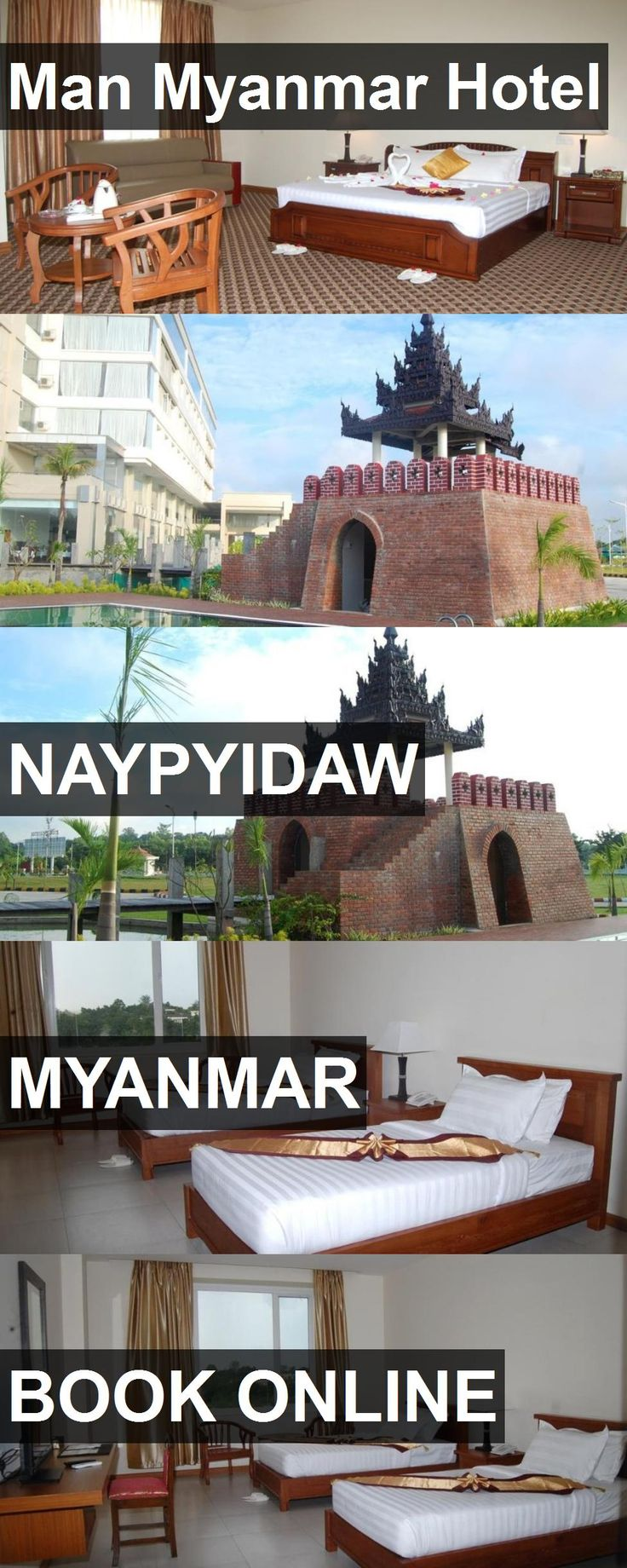 Man Myanmar Hotel in Naypyidaw, Myanmar. For more information, photos, reviews and best prices please follow the link. #Myanmar #Naypyidaw #travel #vacation #hotel