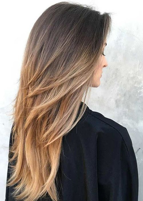 Fabulous Long Layered Hairstyles For Women