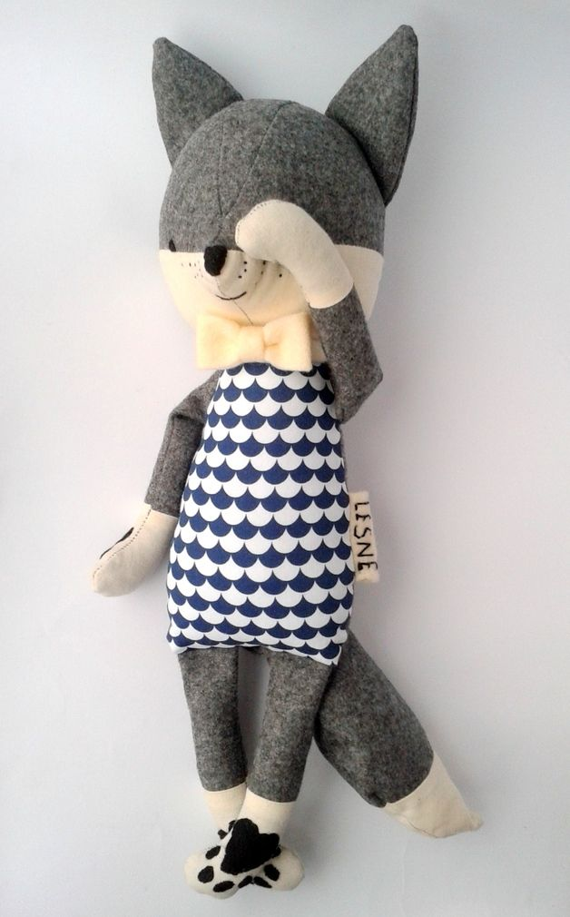 USKO the fox - isn't he so dapper xx